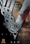 Vikings (History) season 1 poster