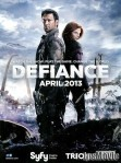 Defiance (Syfy) poster