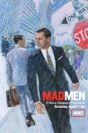 Mad Men (AMC) season 6 poster