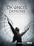 Da Vinci's Demons (Starz) season 1 poster