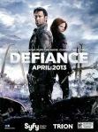 Defiance (Syfy) season 1 poster