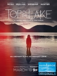 Top of the Lake (Sundance) poster