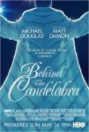 Behind the Candelabra (HBO) poster