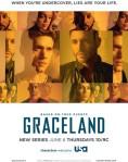 Graceland (USA Network) poster