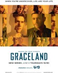 Graceland (USA Network) poster