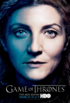 Game of Thrones - Catelyn Stark (HBO) season 3 poster