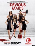Devious Maids (Lifetime) poster