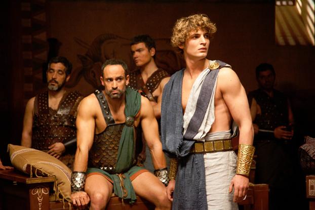odysseus s01e01