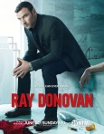 Ray Donovan (Showtime) Poster