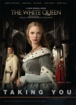 The White Queen (Starz) poster