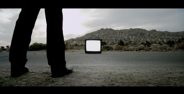 The Newsroom Desert Trailer