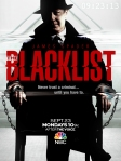 The Blacklist (NBC) poster