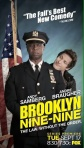 Brooklyn Nine-Nine (Fox) poster