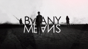By Any Means (BBC) Title