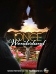 Once Upon a Time in Wonderland (ABC) poster