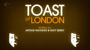 Toast Of London (Title)