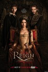 Reign (The CW) poster