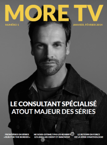 More TV No.1 (couverture)