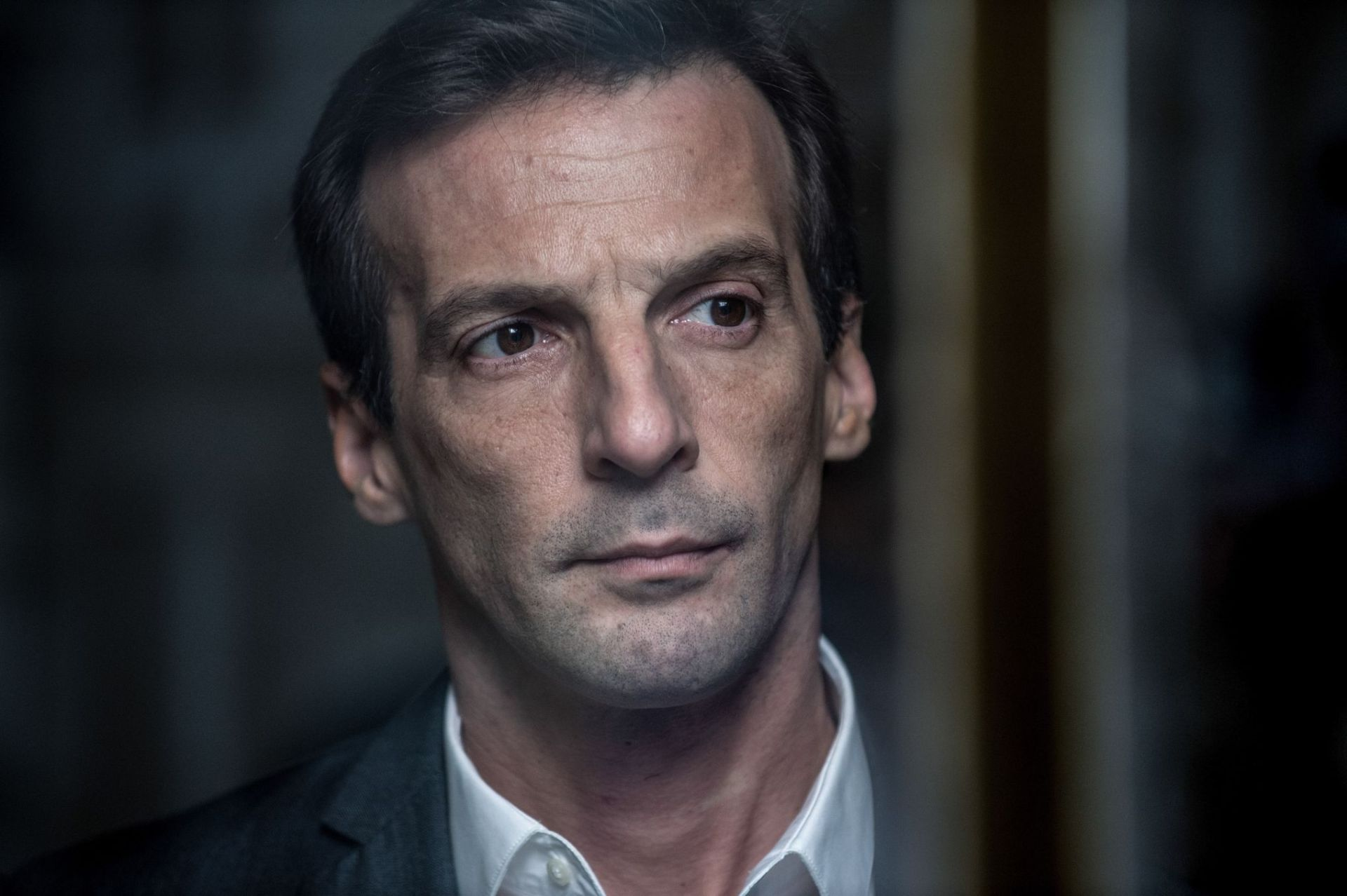 Mathieu Kassovitz (Guillaume Debailly,  nom de code : Malotru)