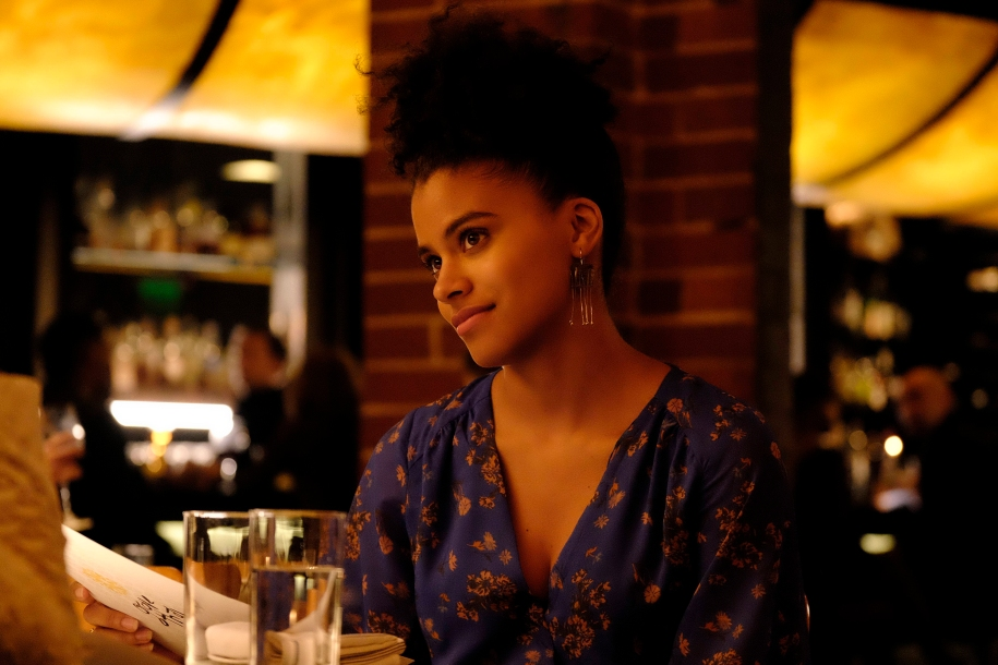 "ATLANTA -- ""Value"" -- Episode 106 (Airs Tuesday, October 4, 10:00 pm e/p) Pictured:  Zazie Beetz as Van. CR: Guy D'Alema/FX"